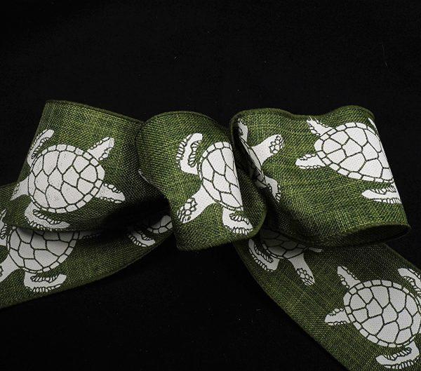 sea turtle ribbon