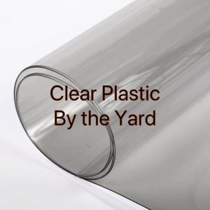 Clear Plastic Fabric