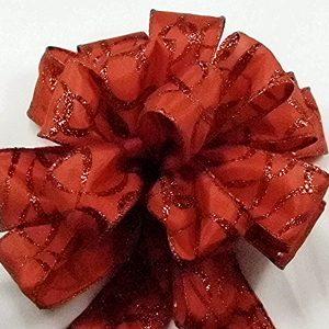 swirls ribbon