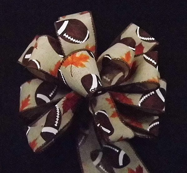 wired football ribbon
