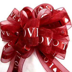 sheer love ribbon