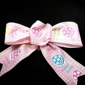 wired easter egg ribbon