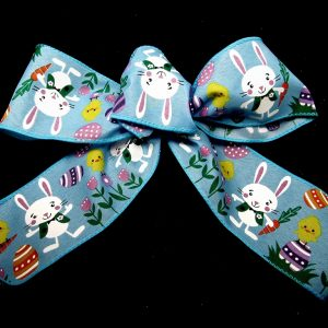 easter bunny ribbon