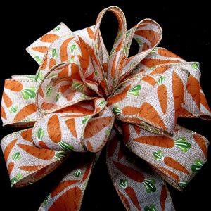 carrot ribbon