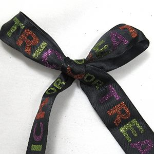 trick or treat ribbon
