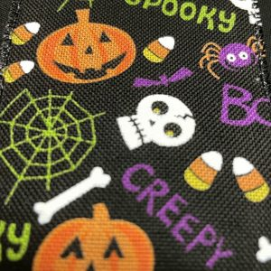 wired spooky ribbon