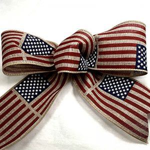 wired americana ribbon
