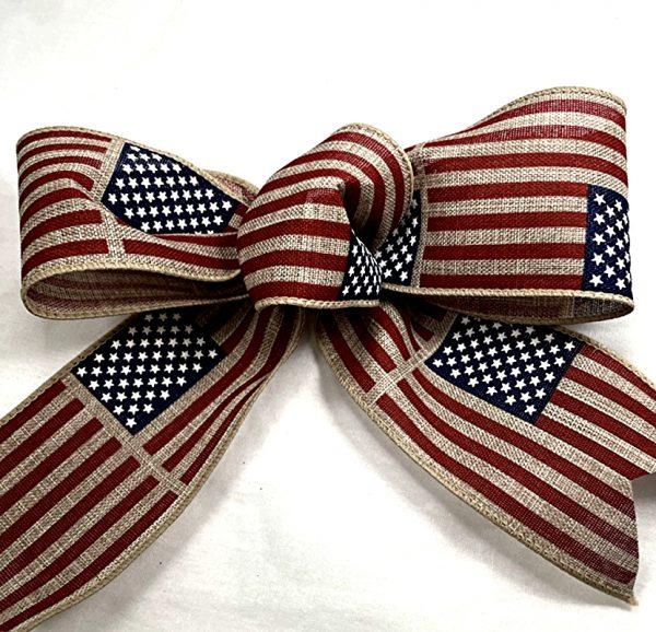 wired americana ribbon