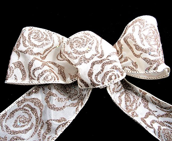 roses ribbon