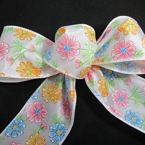 floral ribbon